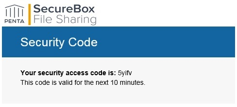 secure box  mac a security code Copy