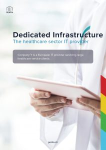 Penta Case Study The healthcare sector IT provider scaled