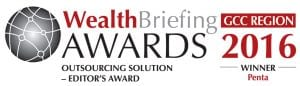 WealthBriefing award