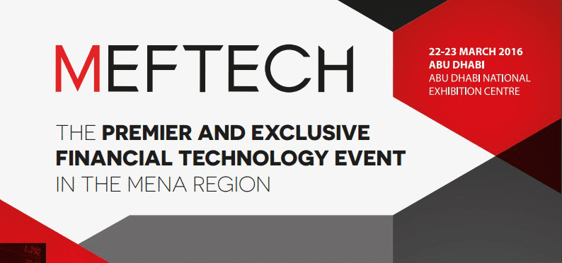 MEFTECH Financial Technology Forum